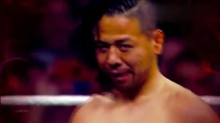 wwe选手出场音乐 WWE中邑真辅出场MV 被称为是最好听的出场音乐