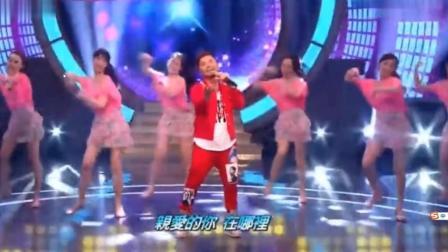 《海草舞》原唱萧全上张菲的综艺节目, 全场一起
