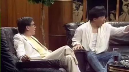成龙谈灵异事件: 我一生以来第一次在韩国拍戏时我碰到一个女鬼