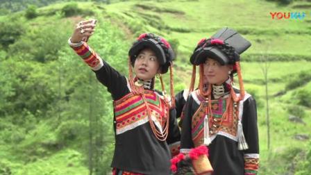 彝族歌曲牧羊女季琳  美姑县羊毛节主题曲