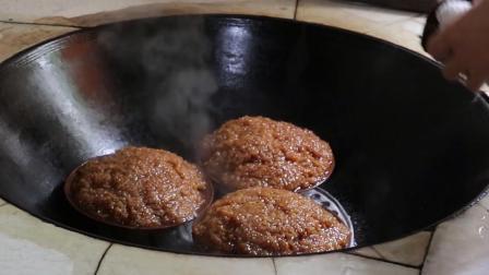 我们农村办酒席,必须要上红糖糯米饭,色泽红亮,软糯香甜