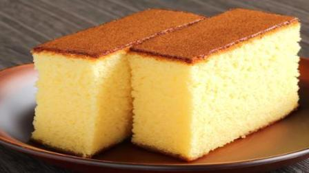 Sponge Cake 海绵蛋糕