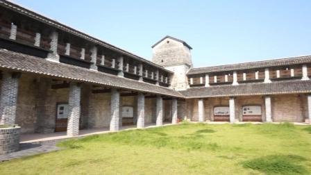 广东韶关仁化县, 有一座百年的古寨—双峰寨, 跟随我的步伐探访吧