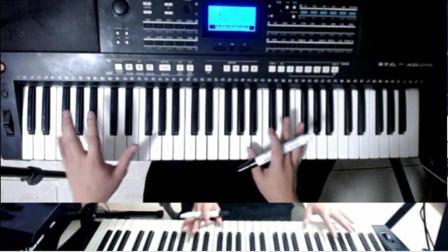 电子琴课程-《夫妻双双把家还》