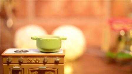定格动画, 微型烹饪水晶糖果, 过程很有趣, 简单又好玩