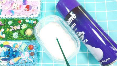 做泥没有剃须泡怎么办? 3种日常用品就能自制, 泡沫纯白细腻