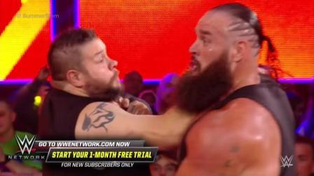 WWE: 毫不留情大赛 黑羊VS凯文欧文斯