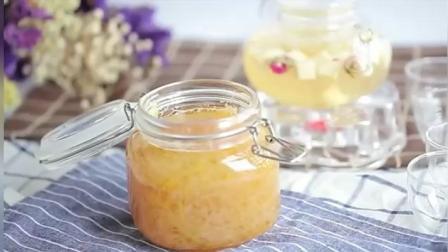 简单易学的蜂蜜柚子茶制作方法