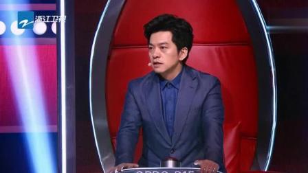 《中国好声音》李健为了PK掉周杰伦都彪英文了, 这段抢人很相声!