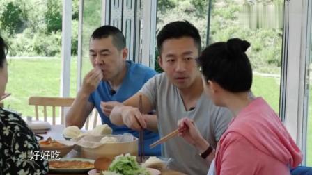 《幸福三重奏》汪小菲夫妇, 陈建斌首次见到王楠就一起吃饭, 直夸福原爱厨艺好!