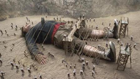揭秘: 史前巨人真的存在吗? 考古界疑似发现了不可公开的秘密