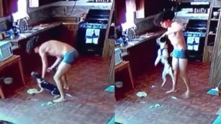 美国加州一18岁青年因虐狗被捕: 用皮带抽打用粪便涂脸