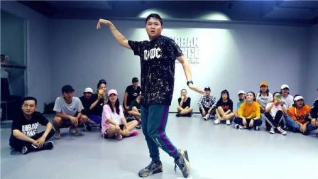 Claydohboon 编舞《The Middle》Urban Dance Studio STEEZY Clay Boonthanakit