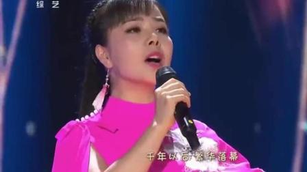 石头、王二妮同台高唱《雨花石》, 这高音直冲云霄嗨爆全场!