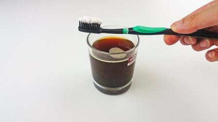 用红糖水刷牙, 原来效果这么厉害, 解决了不少人都有的烦恼