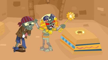 圣甲虫的威力-搞笑游戏动画