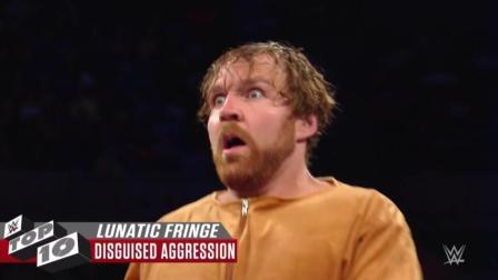 搞事: 疯子迪安在WWE最疯狂的时刻!