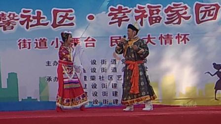 《逛新城》张令昌马艳华-舞动东北原创舞蹈视频正式篇526