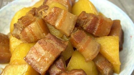 五花肉里炖土豆, 这样做土豆绵软入味