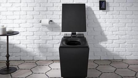 能对话的马桶, 比手机还智能, 网友: 赖床变赖马桶!