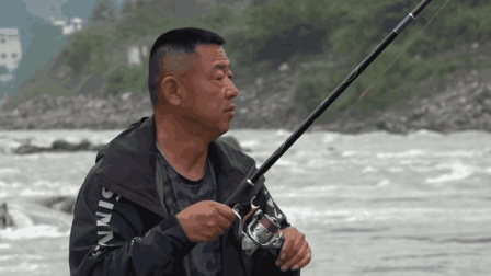 《游钓中国4》第12集 流水不带漂 灵钝中取红尾副鳅