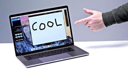 这个工具, 让笔记本触屏涂画样样行, 完爆平板电脑!