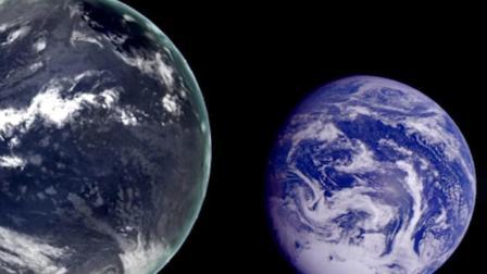 假设亿万年前的天体运动, 月球是如何形成的