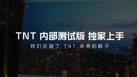 TNT 内部测试版 独家上手