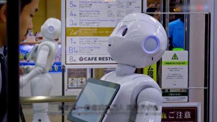 男子采访日本智能机器人,最后让他十分无语!