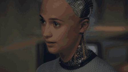 逼真机器美女意识觉醒, 为获自由诱骗单身小伙, 机器也要拼颜值了
