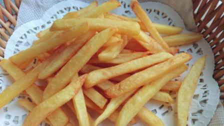 在家怎么做薯条_如何炸薯条_如何炸薯条又脆又蓬松_做道菜