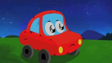 汽车英文儿歌 少儿 儿歌启蒙动漫