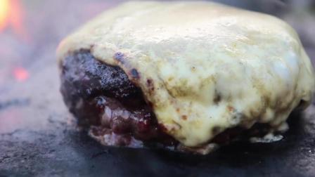 【超清】塞尔维亚森林大厨109 巨无霸芝士汉堡