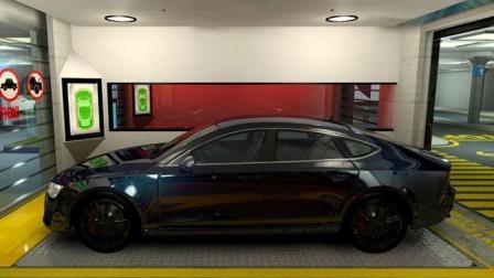 停车新科技: 来自美国的AGV停车机器人