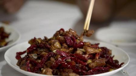 汁鲜油红的辣子鸡, 这道新疆菜让人欲罢不能
