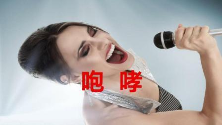 美女学霸现场翻唱《咆哮》, 张惠妹、林俊杰都被吓到了!
