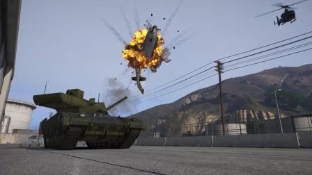 【琴爷自制】GTA5 MOD片头 第三版本 豪车坦克最高画质+最强ENB