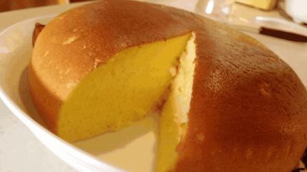 小米别再熬粥了, 掌握2个技巧, 用电饭锅做出香甜松软的小米蛋糕
