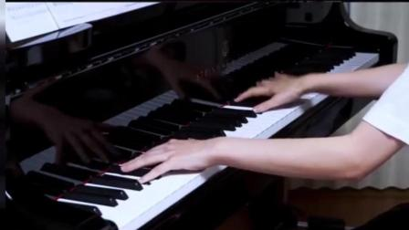 推荐! 钢琴弹奏《热斗甲子园》主题曲 《夏疾风》