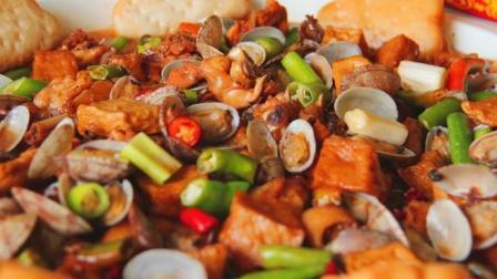 山东排名前五的美食: 蛤蜊鸡, 吃一口全身都化掉了