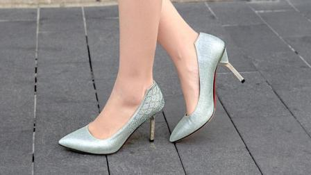 十二星座最美高跟鞋, 天蝎穿上像女王!
