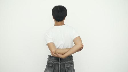 颈椎腰椎不好的看过来, 拉筋快速打通经络, 还能瘦肩
