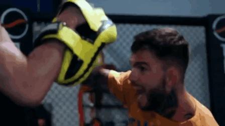 UFC227 科迪家布兰特 和 麦克的打靶训练