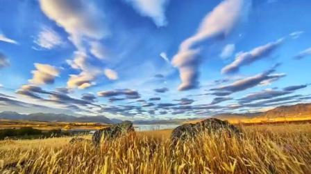 大自然风光秀丽, 风景美如画, 令人心旷神怡! 蔡
