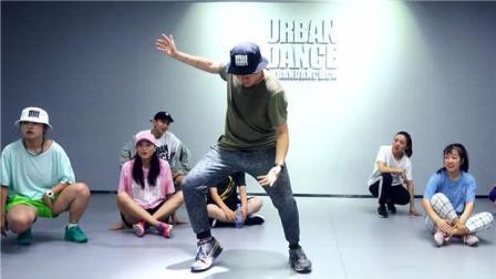 Claydohboon 编舞《Don't Wanna Dance》Urban Dance Studio STEEZY