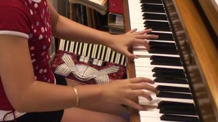 推荐! 钢琴弹奏经典探戈舞曲《El Choclo》
