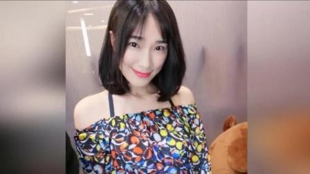 王宝强新女友日常生活照: 甜美可人是个健身美女