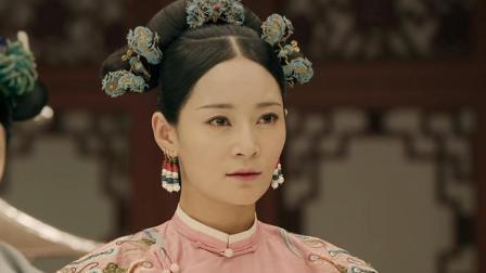 《延禧攻略》纯妃原型: 乾隆最神秘的妃子, 做了9天皇贵妃就死了