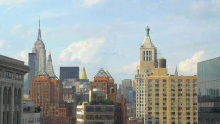 豪华顶层住宅公寓