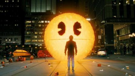 游戏人物入侵地球, 人类不堪一击, 游戏宅男拯救世界的机会来了